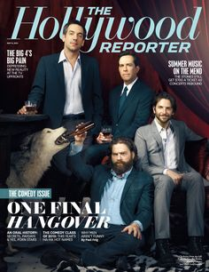 The Hangover 3, in The Hollywood Reporter