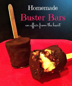 Homemade Buster Bars