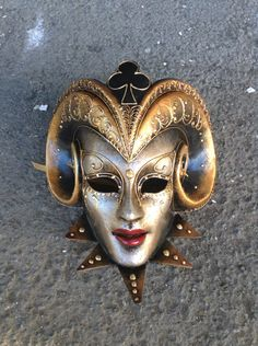 Mask di DubrovnikArt su Etsy