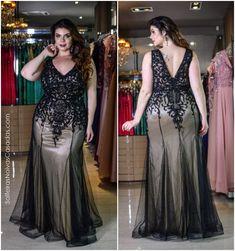 Models of plus size party dresses Plus Size Black Dresses, Plus Size Party Dresses, Plus Size Gowns, Evening Dresses Plus Size, Curvy Women Fashion, Plus Size Fashion, Event Dresses, Formal Dresses, Dinner Gowns