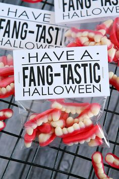 Have A Fang-tastic Halloween