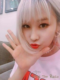 yuha Kpop Girl Groups, Korean Girl Groups, Kpop Girls, These Girls, Cute Girls, Kang Kyung Won, Pledis Girlz, New Start, Pledis Entertainment