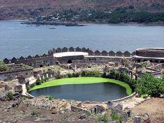 Janjira Fort, Murud Janjira, #Raigad in #Maharashtra #Archaeology