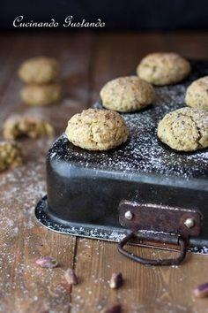 biscotti mordibi al pistacchio