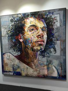 Andrew Salgado - London Art Fair 2015