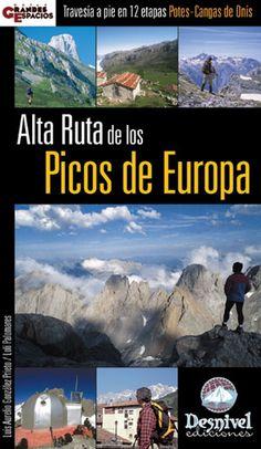 Alta Ruta de los Picos de Europa. Travesía exigente. Búscalo en http://absys.asturias.es/cgi-abnet_Bast/abnetop?ACC=DOSEARCH&xsqf01=alta+ruta+picos+europa+aurelio+prieto