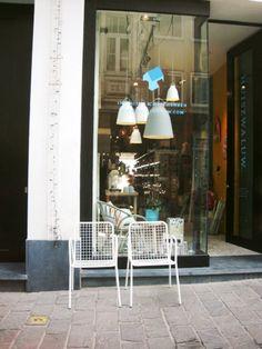 Shops to visit - Huiszwaluw on Hoogpoort in Gent