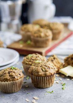 Bake Chocolate Chip Zucchini Muffins with this recipe.