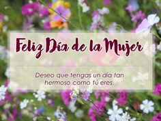 tarjetas dia mujer Happy Woman Day, Happy Women, Ladies Day, Venus, Animals, Working Woman, Woman Warrior, One Day, Cards