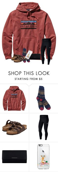 """15 more days!!!!"" by ctrygrl1999 ❤ liked on Polyvore featuring Patagonia, Pendleton, Birkenstock, NIKE and Givenchy"