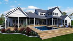 Storybook - Modern Country Farmhouse