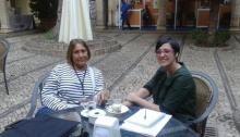 Francesca Minguella, experta en patrocinio y mecenazgo cultural