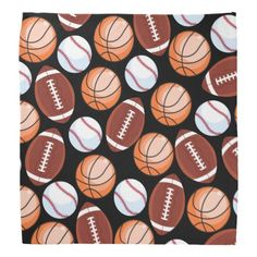 Sports Bandana #SOLD #Zazzle #Sports