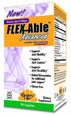 Country Life FLEXAble Advanced Capsules 90 Count -- Want to know more, click on the image. (This is an affiliate link and I receive a commission for the sales)