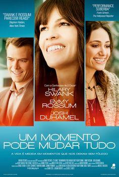"""""""Um Momento Pode Mudar Tudo"""" (You're Not You - 2015)"""