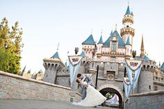 Celebrate one of the happiest days of your life against a backdrop of pure fairy tale romance (Sleeping Beauty Castle, anyone?) with Disney's Fairy Tale Weddings & Honeymoons