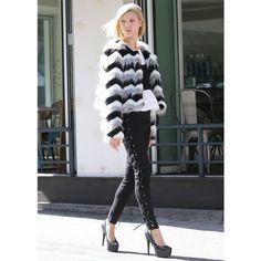 Luxe Rapel Leopard Faux Fur Coat // Storets.com // #STORETS ...