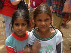 Gyerekek Katmanduban 1