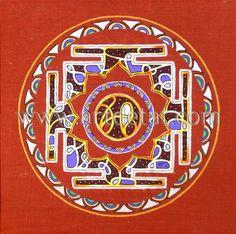 """El hombre desde siempre ha utilizado los Mandalas como instrumento para relacionarse con la realidad que percibe con los cinco sentidos, y para conectar con esa otra realidad que tan solo puede intuir. Carl Jung decía que """"los mandalas no son tan sólo un medio de expresión, sino que su elaboración afecta directamente a quien lo realiza"""". """"Los Chakras – Mandalas de energia"""" de Tat Estrada. Edit. mtm"""
