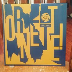 Going out to my dude @theblackvelvetreligion  some classic Ornette with Don Cherry Ed Blackwell and the great Scott LaFaro. This was probably the second Ornette joint I heard? Ha the first was New York Is Now and that one was so crazy I was surprised when this one was so mild by comparison - but only in comparison to the free-est stuff of the time. Man Dewey Redman went NUTS on that shit. Yeah! #nowspinning #nowplaying #onmyturntable #vinyl #vinylcollector #vinylclub #vinyligclub…