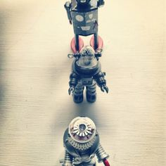 March of the Robots (photo Micha Riss)