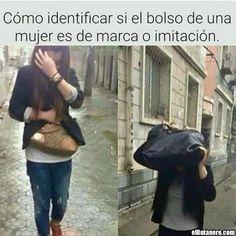 Verdadero o falso  http://frikinianos.es/verdadero-o-falso/  #funny #lol #lmfao #humor #reir #risas #frikada  #bolsos #chistes