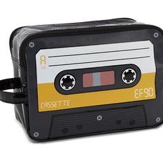 Neceser Cassette amarillo