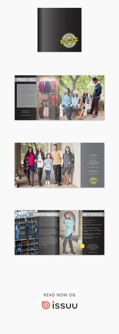 Traders Warehouse Corporate Brochure 2019. Click on image to see in ISSUU. Customer Demographics, Local Girls, Corporate Brochure, Warehouse, Advertising, Retail, Marketing, Image, Company Brochure