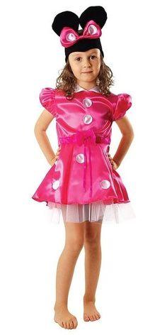 Minnie Mouse kostuum #minniemouse #minnie #minniemousepak