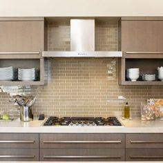 Tiles for Backsplashes: Kitchen Tile Backsplash Design Ideas