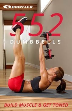 Strong is the new skinny! Find your strongest self today. http://www.bowflex.com/selecttech?adID=DOXPINDSCODE001