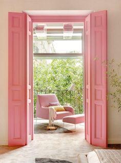 Evini Rengine Göre Dekore Et - Açık Pembe