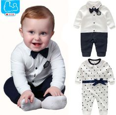 Pearly Penguin Print 3 Piece Set for Baby Boys