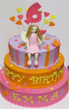 #babycakes #cakes #birthday #six