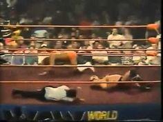 WCW Halloween Havoc 1990 Part 9/10