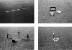 Franz Erhard Walther Geometric Photography, Non Plus Ultra, Fluxus, Foto Art, Human Emotions, Land Art, Installation Art, Artsy Fartsy, Contemporary Art
