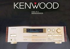 Digital Home Recorder KENWOOD DR-W1 www.1001hifi.com