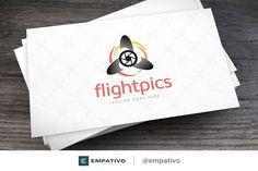 Flightpics Logo Template - Logos