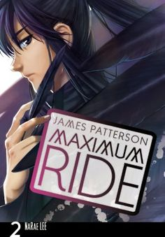 Maximum Ride Manga, Volume 2    the cover dude looks like Gakupo