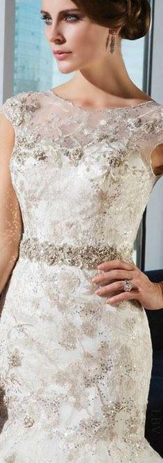 Justin Alexander Signature Spring 2014 Bridal Collection | LBV ♥✤