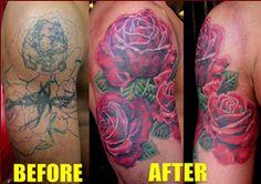 Coverup Tattoos