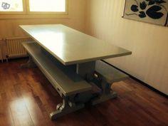 pirttikalusto - Google-haku Drafting Desk, Dining Table, Google, Furniture, Home Decor, Decoration Home, Room Decor, Dinner Table, Home Furnishings