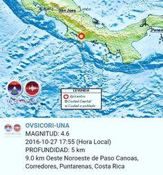 Temblor en #Chiriqui