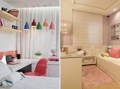 Como decorar um quarto pequeno + 20 quartos pequenos para você se inspirar - Casinha Arrumada