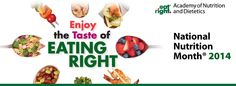 National Nutrition Month 2014
