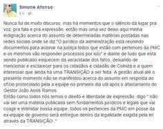 """Desabafo"" - Internauta de Colniza/MT ""indignada"" retrata seus sentimentos no Facebook"