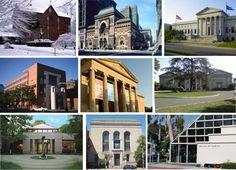 Visit Art Museums!