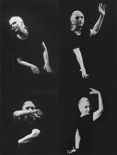 Алла Яковлевна Шелест в репетиционном классе Куйбышевского театра оперы и балета, где она работала с 1970 по 1973 год. Фотография начала 1970-х годов