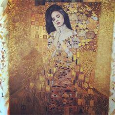 Lana Del Rey by Mr Brainwash