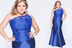 Vestidos de Festa Plus Size para Madrinhas
